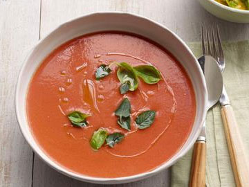 Receta de gazpacho de tomate